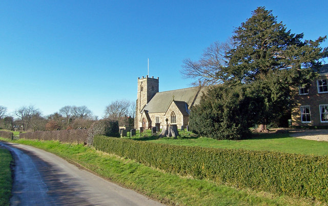 Church Lane, Catwick