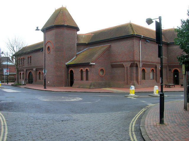 Lewes Magistrates Court