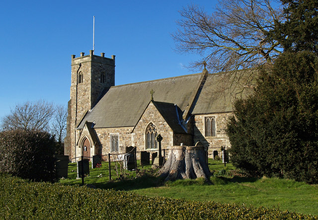 Church of St. Michael - Catwick