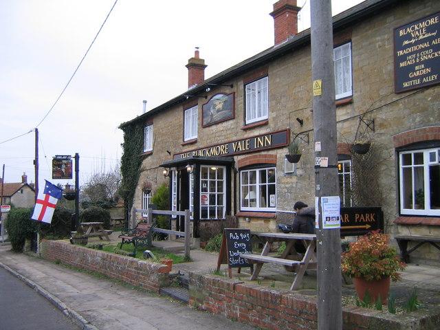 Blackmore Vale Inn, Marnhull