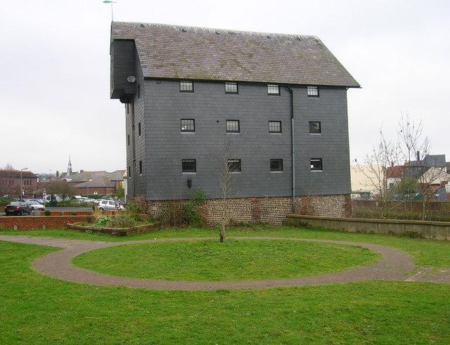 Converted Warehouse, Railway Lane