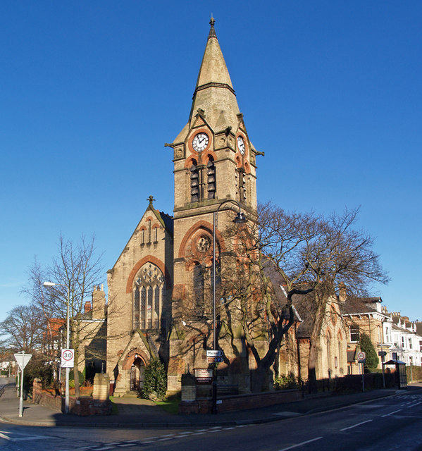 United Reformed Church, New Road, Hornsea