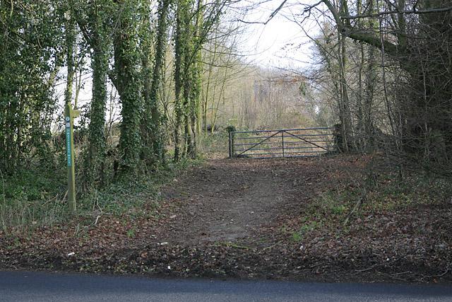 Wayfarer's Walk at B3046
