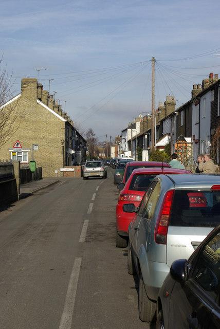 High Street, Wouldham