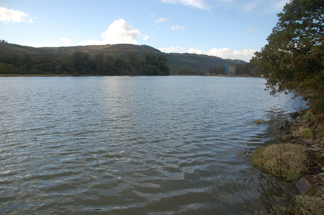 The Newry River at Narrow Water
