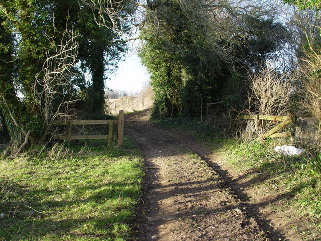 Gateway on Bridleway