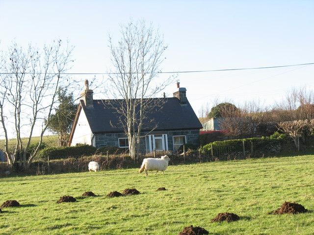 Glyn Arthur cottage
