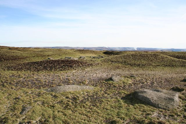 Peat restoration, Bleaklow