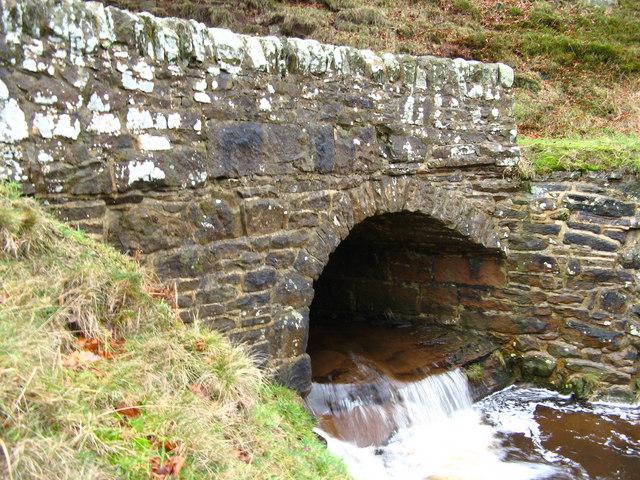 Three shire head bridge