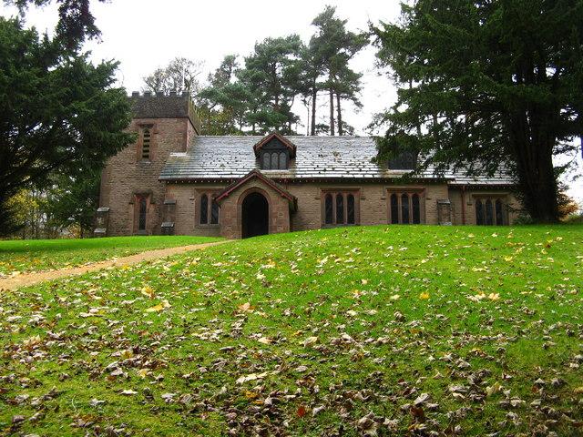 Wildboarclough church