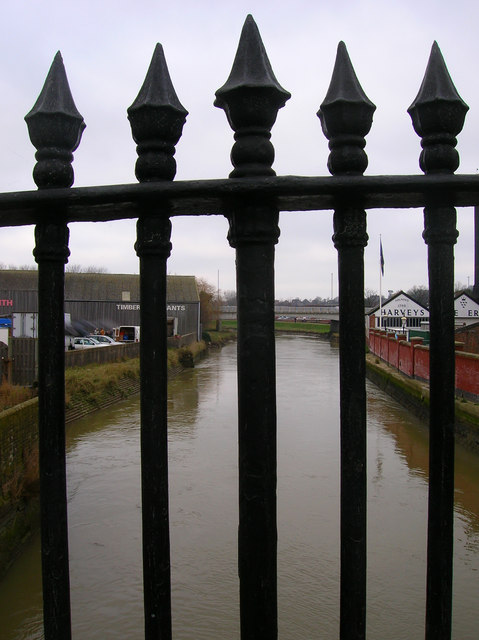 River Ouse from Cliffe Bridge