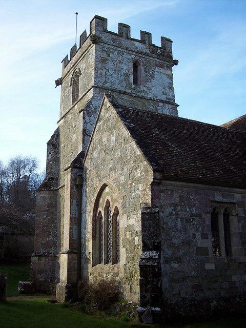 St Michaels Church, Compton Chamberlayne