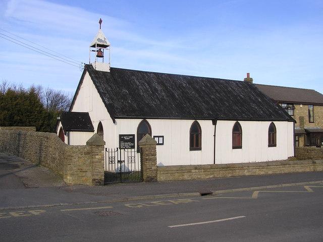 St. Mary's Church  :  Woodland