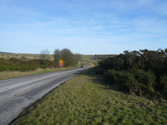 Darley Dale to Chesterfield Road