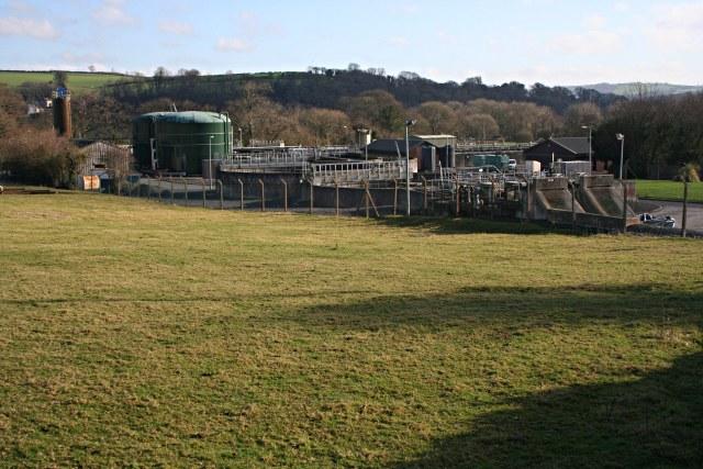 Launceston Sewage Works