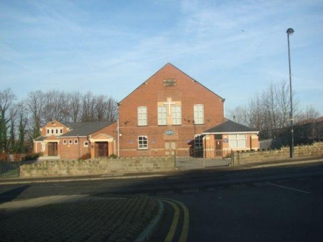 Cudworth Methodist Church