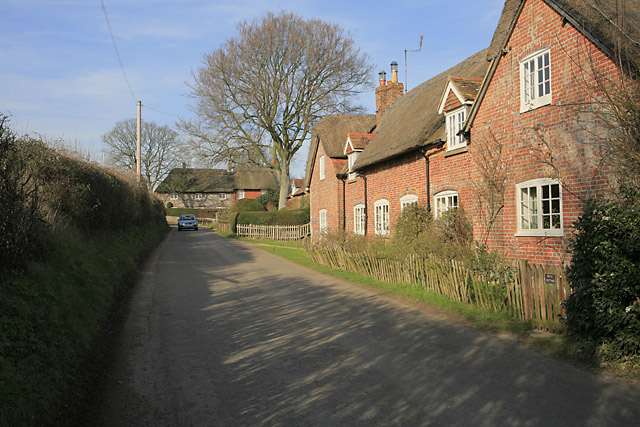 Rose Cottage, Tichborne
