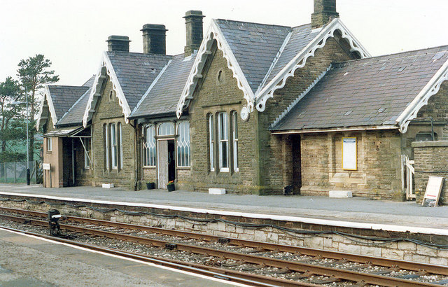 Kirkby Stephen West Station