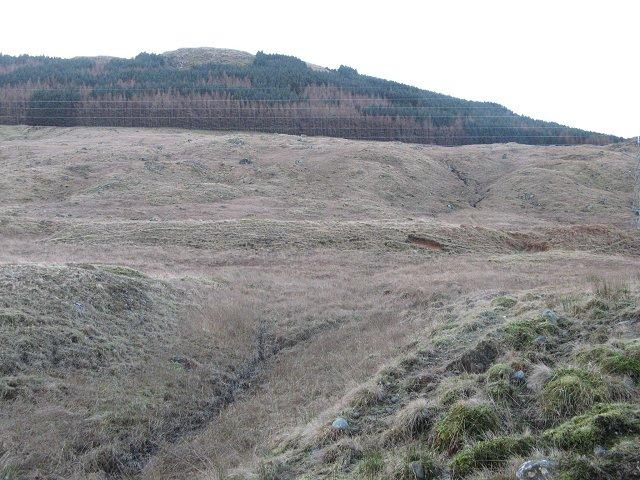 Southern slopes of Glen Dochart
