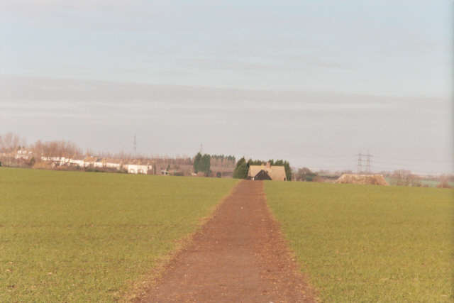 Path to Gore Green