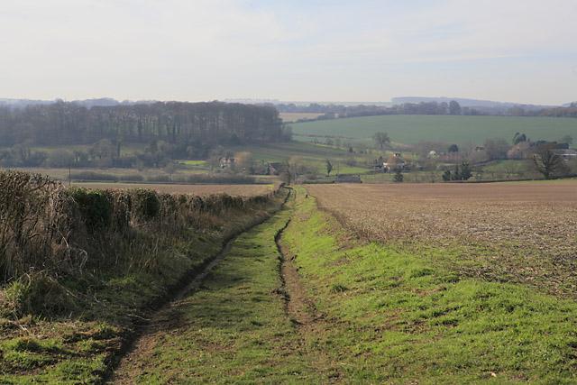 Prite Lane, Wayfarer's Walk, Tichborne
