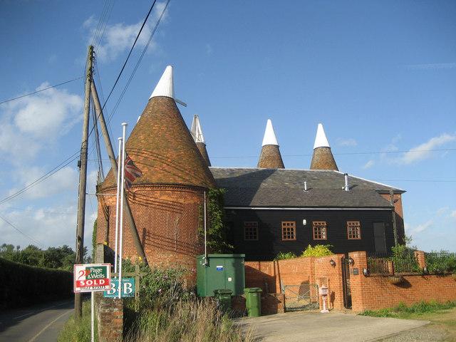 Kings Oast, Lees Road, Laddingford, Kent
