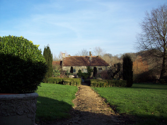 Baverstock Manor