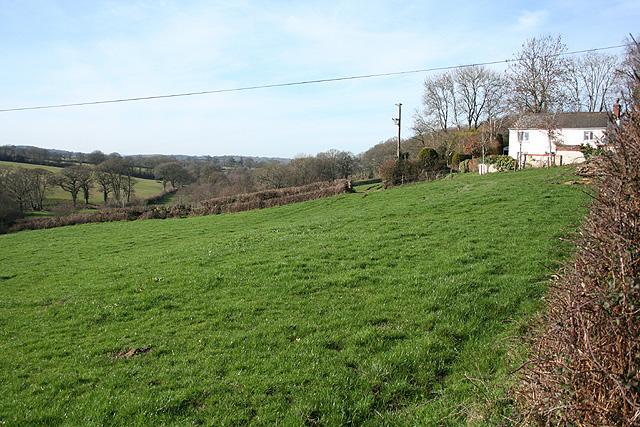 Exbourne: Coxwell Green