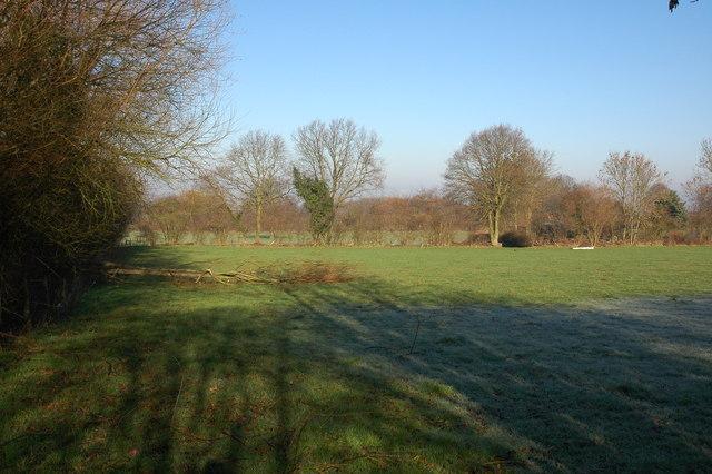 Farmland at Upper Hill