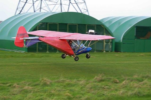 Landing at Lower Stoke