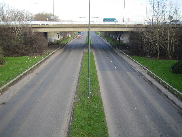 Thamesmead: A2016 Eastern Way