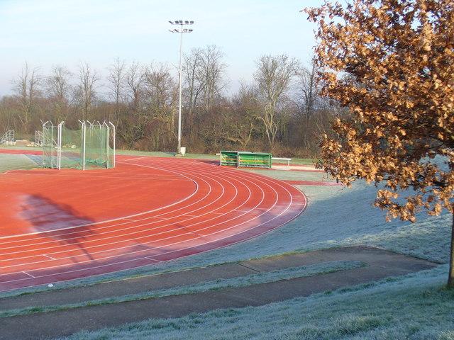 Running Track, Spectrum