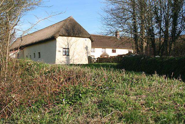 Broadwoodkelly: Corstone Farm
