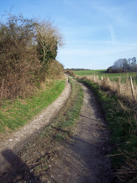 Byway to Grovely Farm