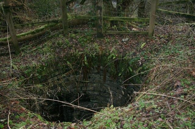 Pumping Shaft, Tocketts Ironstone Mine