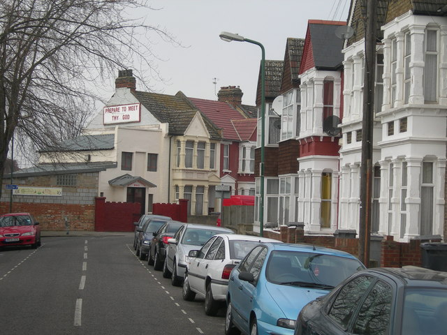 Harley Road, NW10