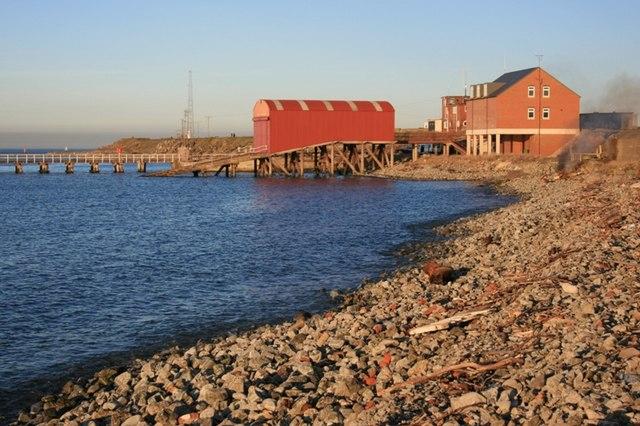 Former Lifeboat Station