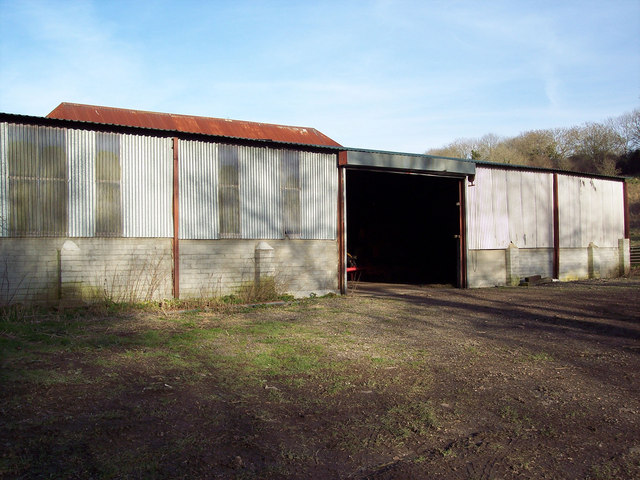 Farm Building near Baverstock