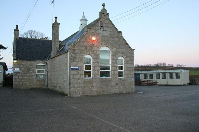 Durno School.