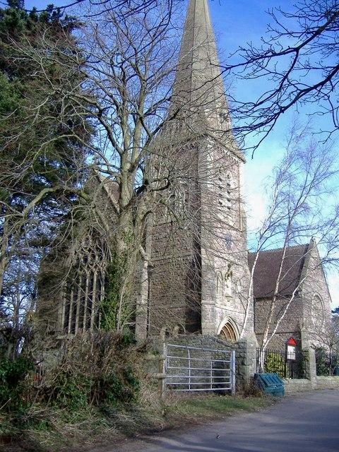St Bartholomew's, Lower Failand