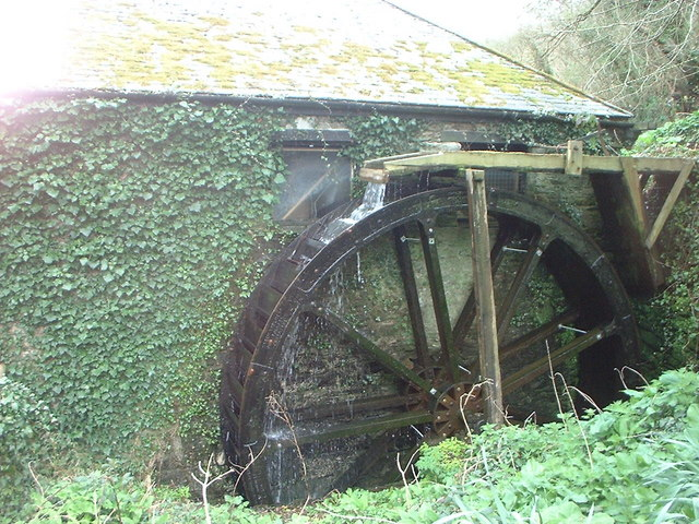 Melinsey Watermill