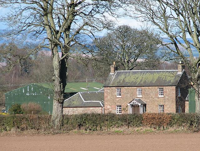 Mains of Arthurstone Farm