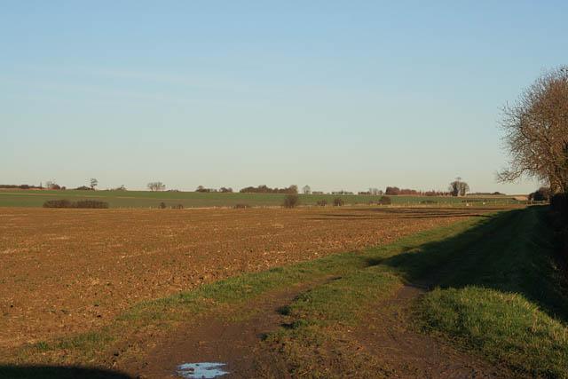 Farmland at Hanby