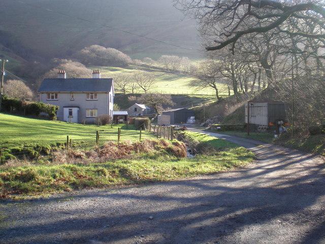 Cil Dydd Farm.
