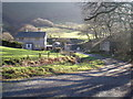 SH7311 : Cil Dydd Farm. by Hefin Richards
