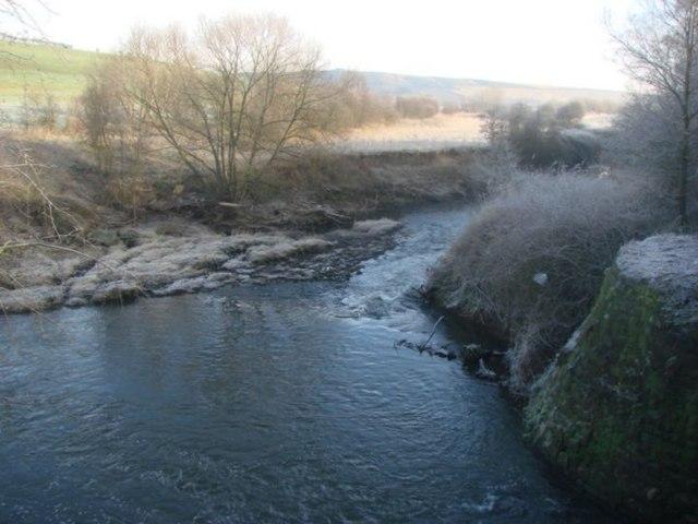 The River Dearne, Cudworth Common