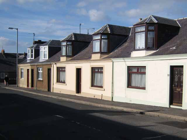 Duff Street, Girvan