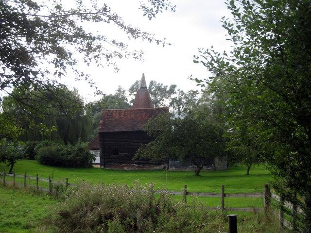 Furnace Mill Oast, Water Lane, Hawkhurst, Kent