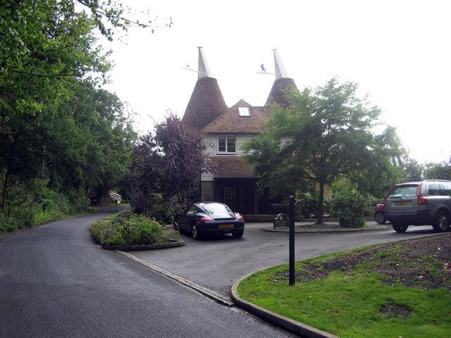 Gun Green Oast, Water Lane, Hawkhurst, Kent