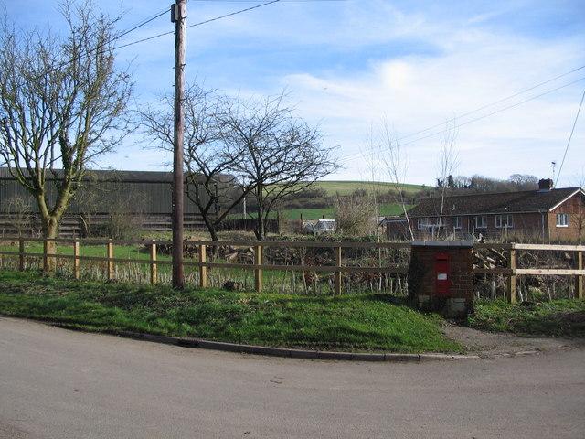 Knook village